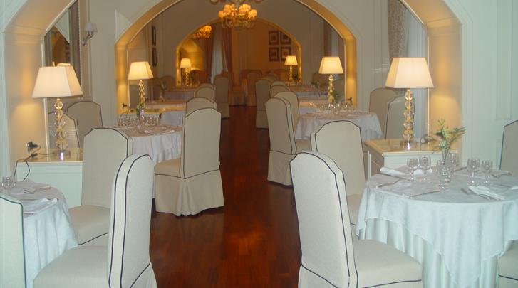 Napels, Starhotel Terminus, Restaurant
